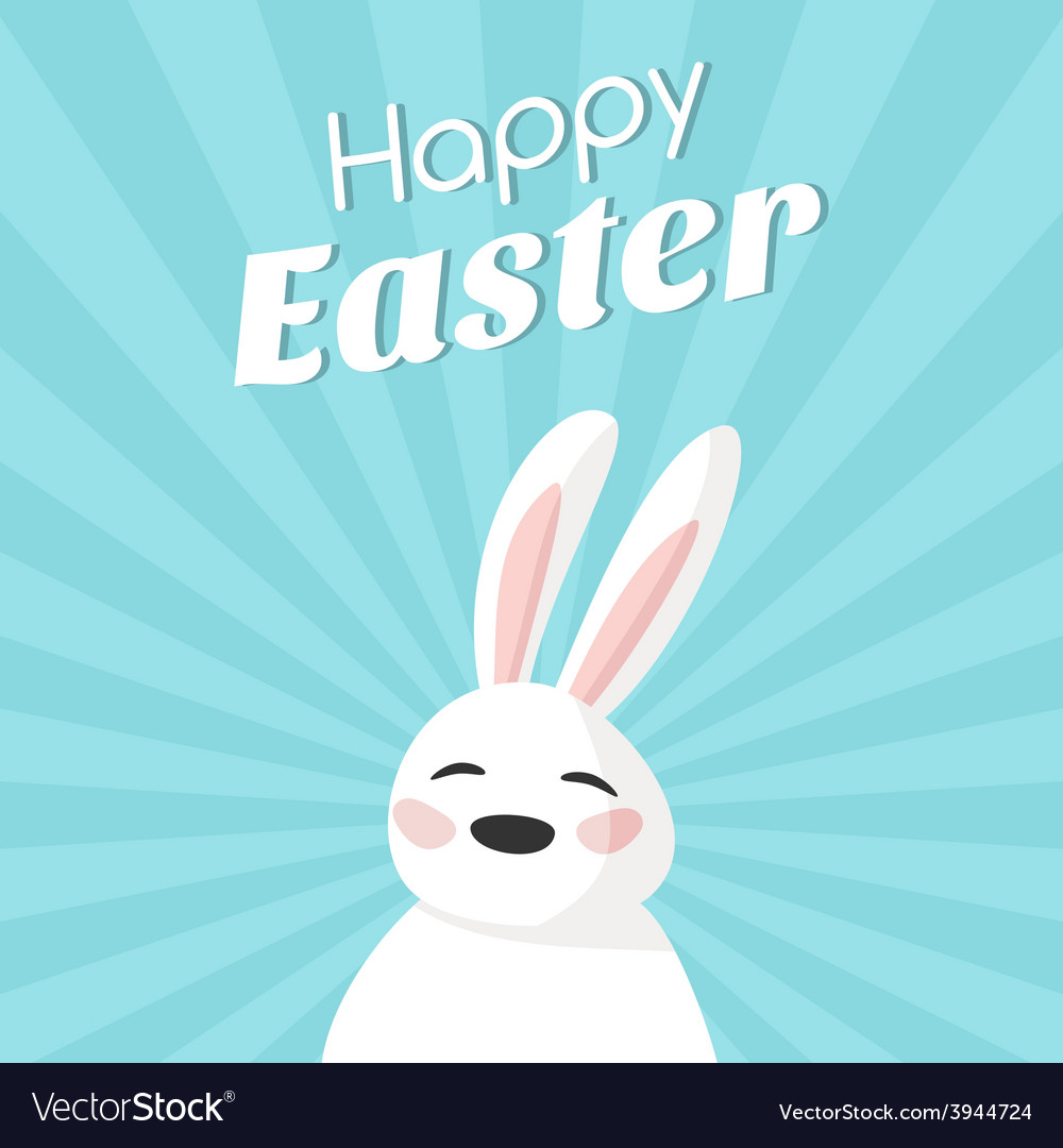 Happy easter greeting card design wi vector   Price: 1 Credit (USD $1)