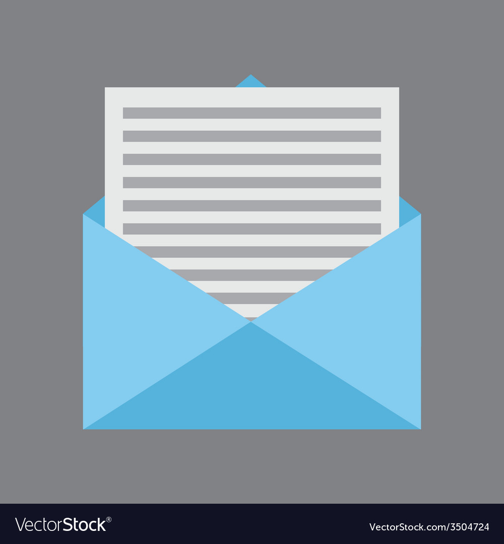 Mail design vector | Price: 1 Credit (USD $1)