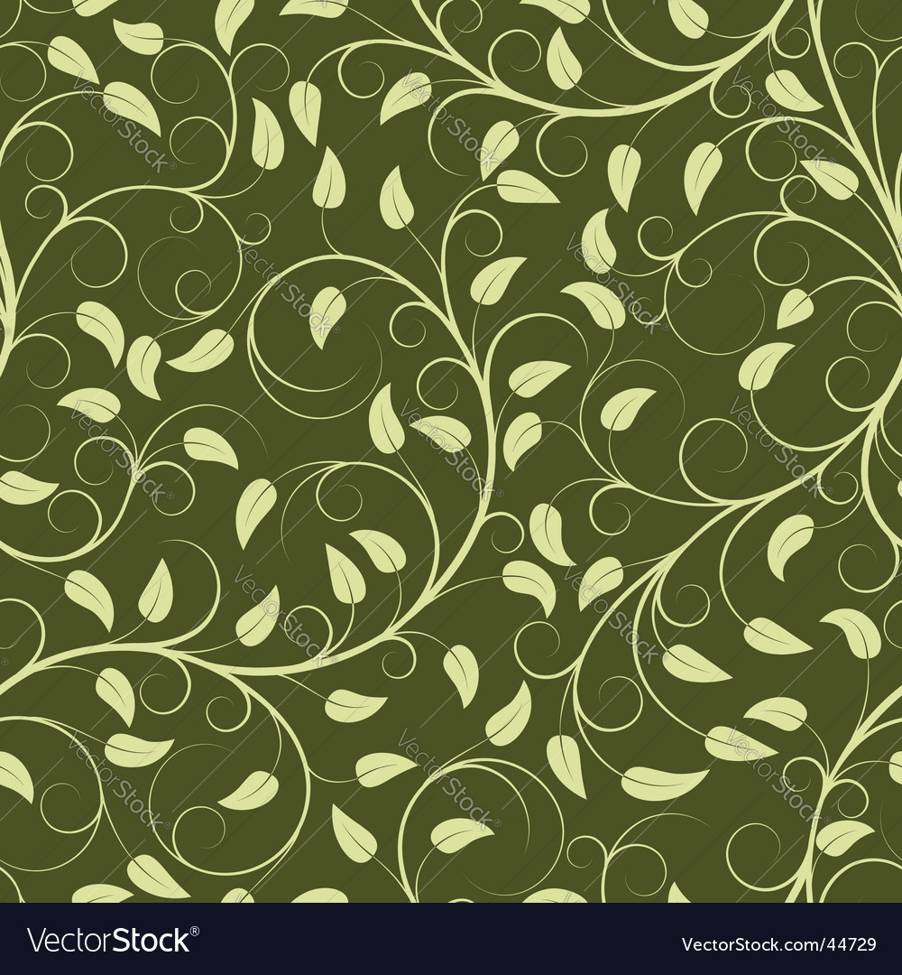 Green plants vector | Price: 1 Credit (USD $1)
