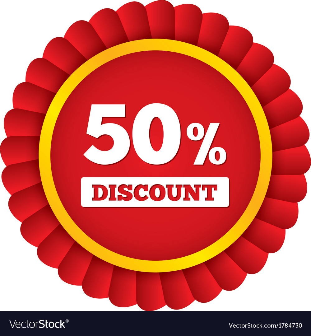 Special offer tag discount sticker icon for sale vector | Price: 1 Credit (USD $1)