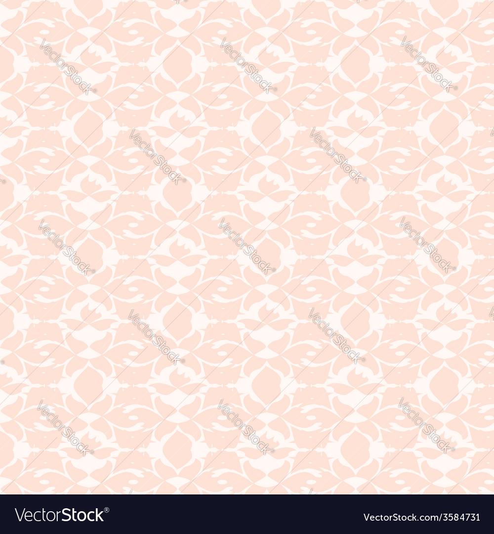 Decorative seamless pastel background vector | Price: 1 Credit (USD $1)