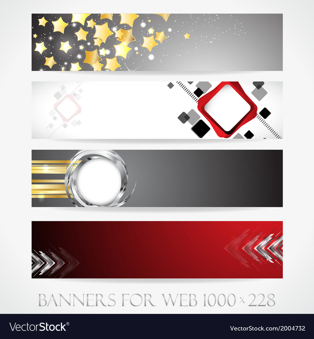 Banners for web collection10 vector | Price: 1 Credit (USD $1)