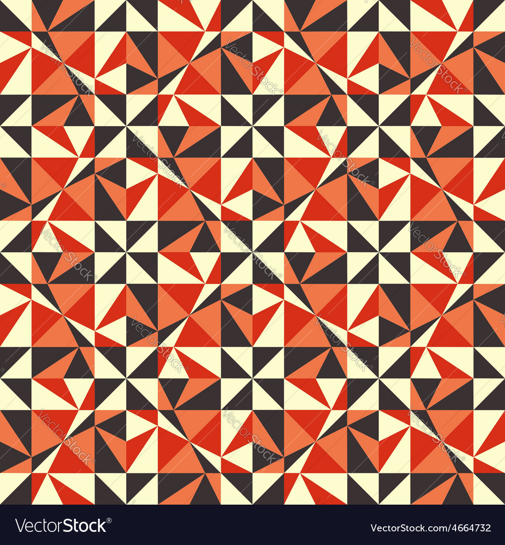 Seamless geometric background abstract vector | Price: 1 Credit (USD $1)