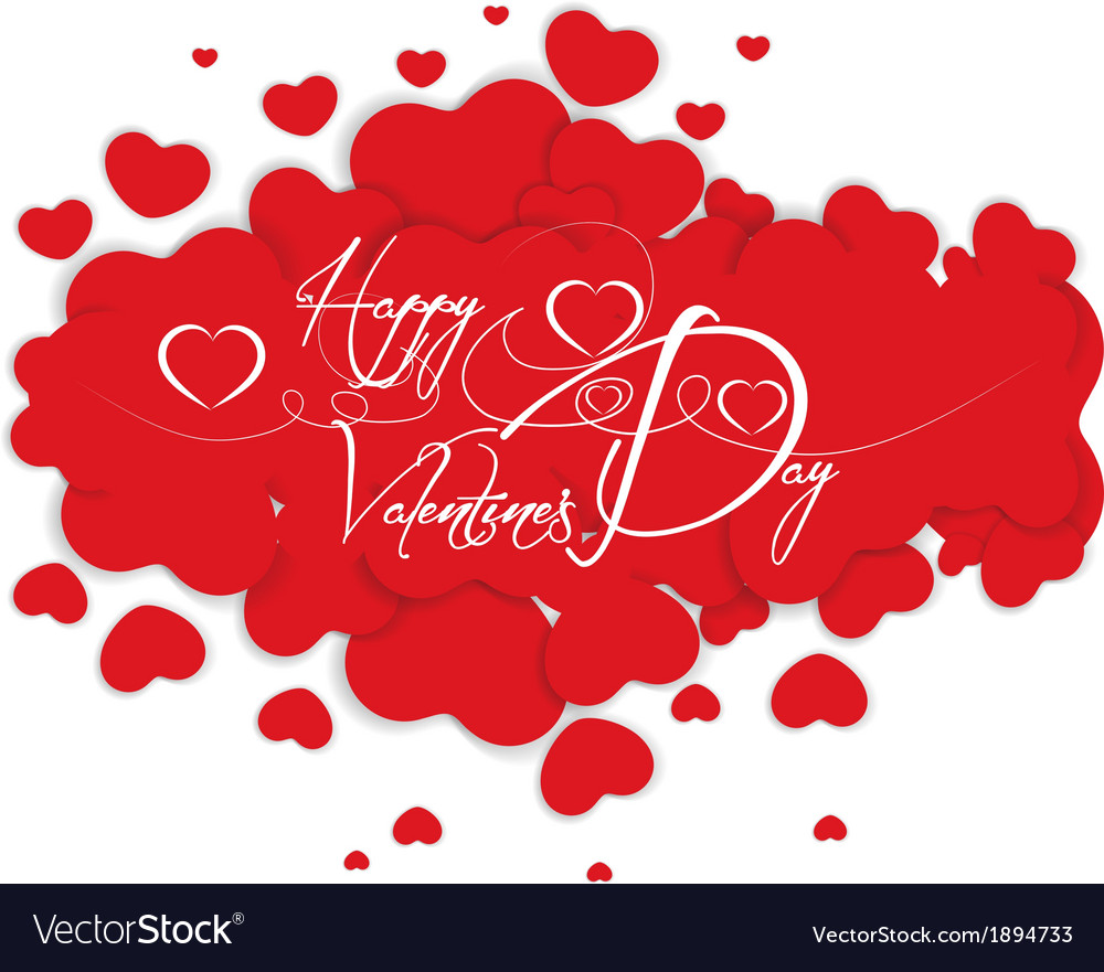 Background valentines vector | Price: 1 Credit (USD $1)