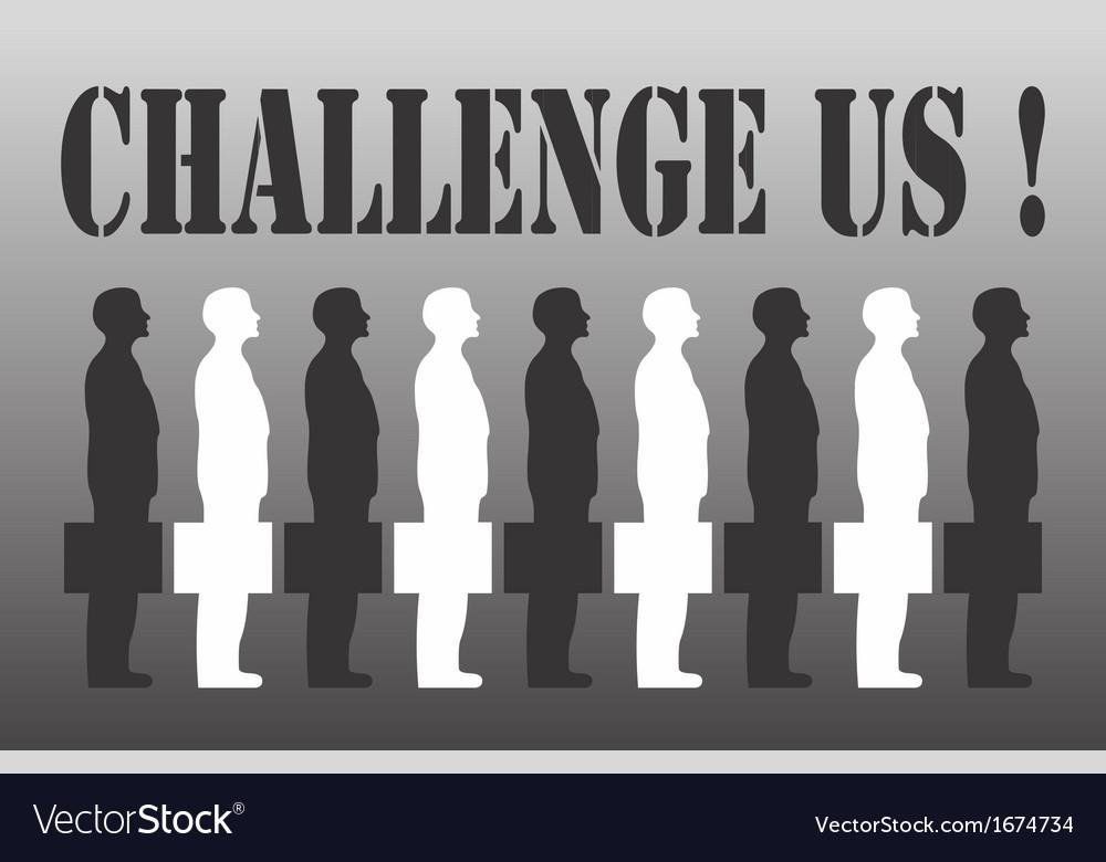 Business challenge vector   Price: 1 Credit (USD $1)