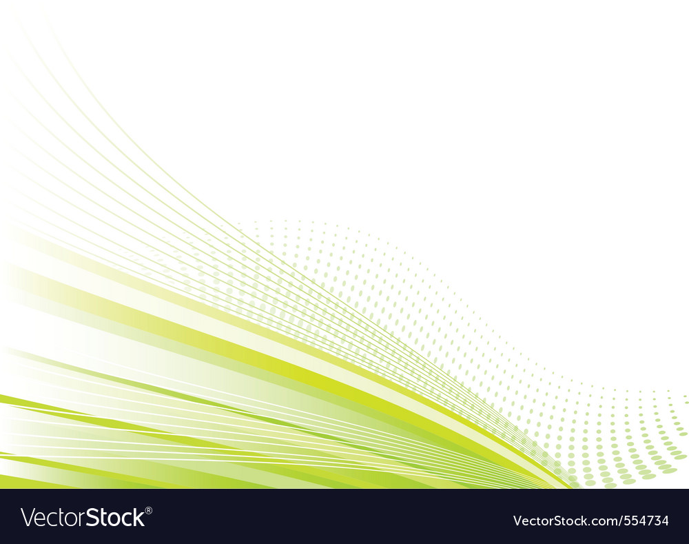 Green background on the white vector | Price: 1 Credit (USD $1)