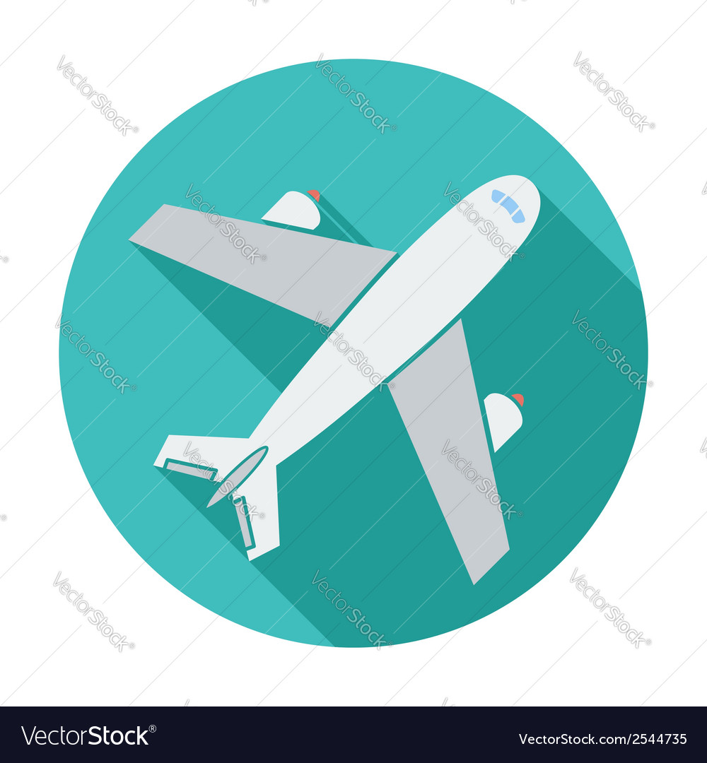 Airport icon vector | Price: 1 Credit (USD $1)