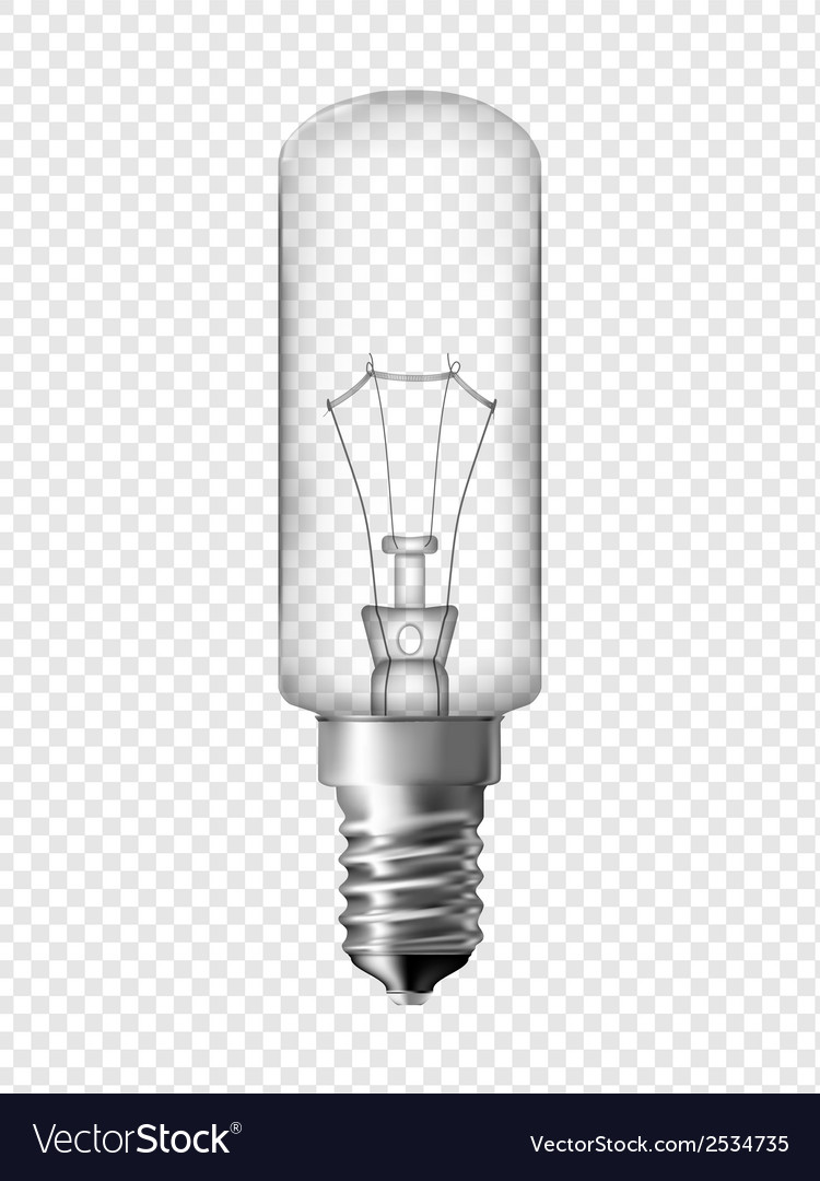 Fridge light bulb vector | Price: 1 Credit (USD $1)