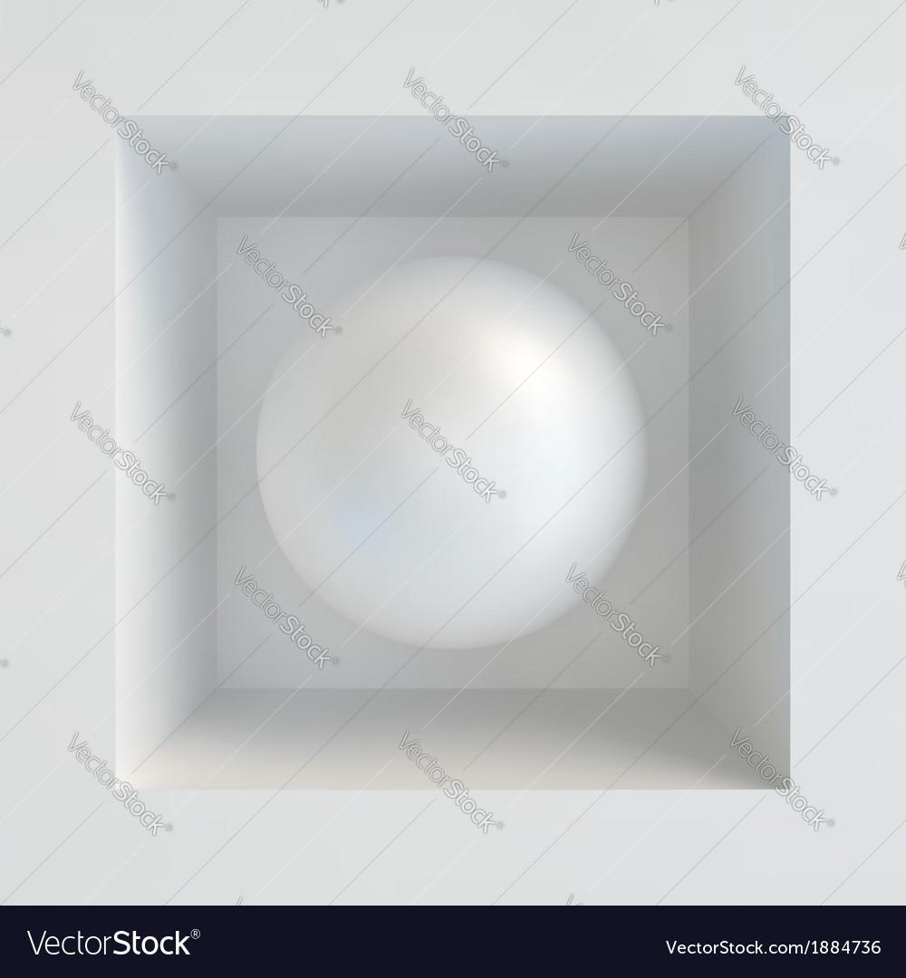 Sphere 3d vector | Price: 1 Credit (USD $1)