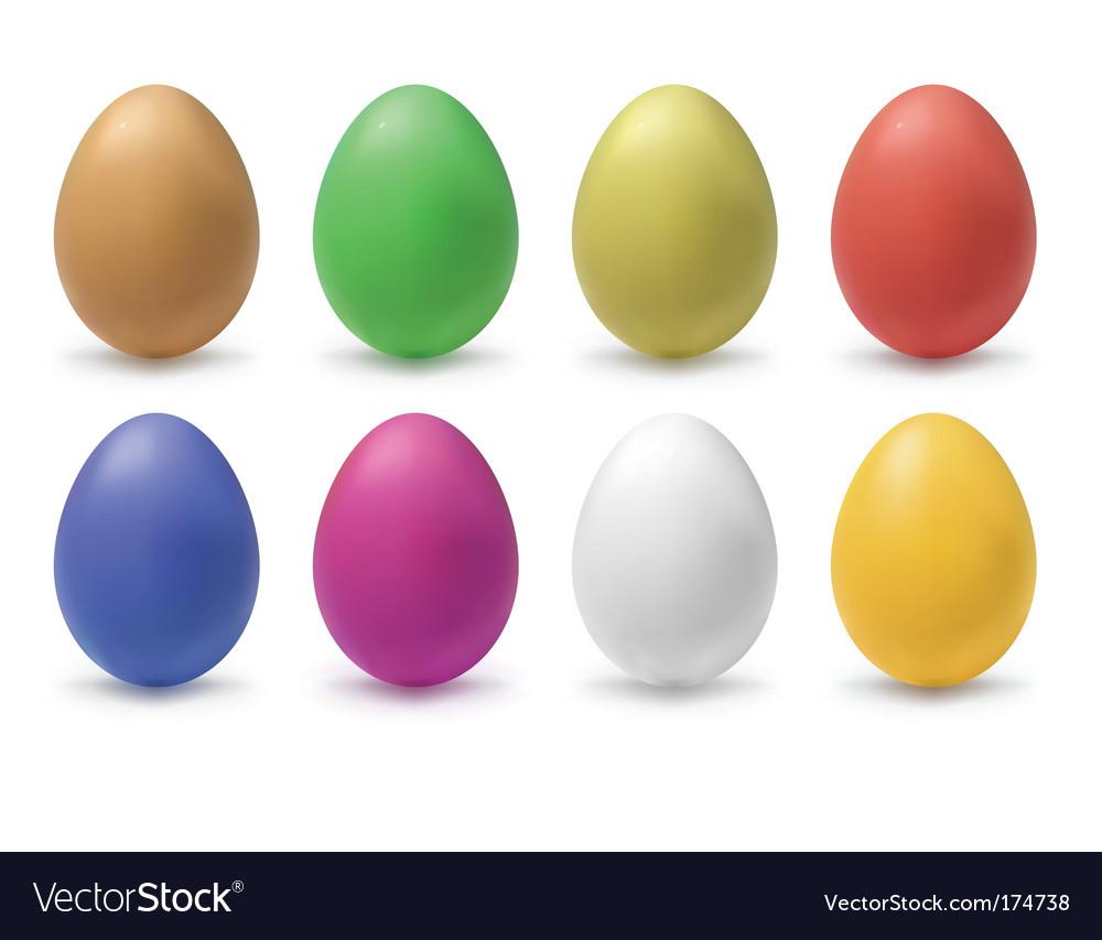 Color eggs vector   Price: 1 Credit (USD $1)