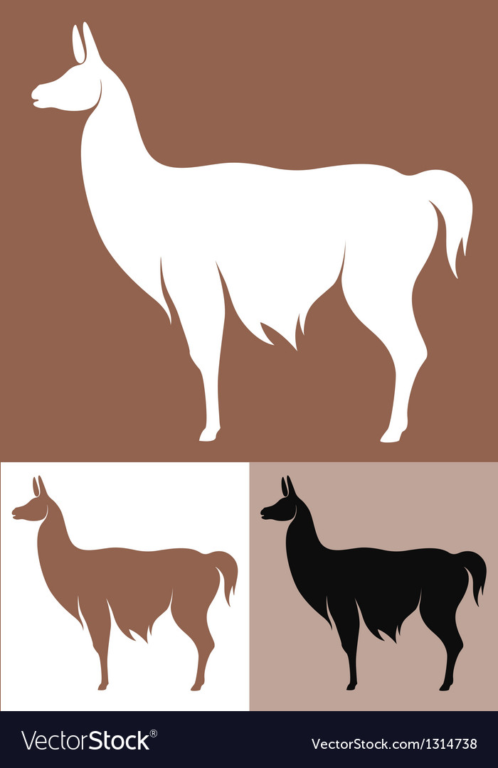 Llama vector | Price: 1 Credit (USD $1)