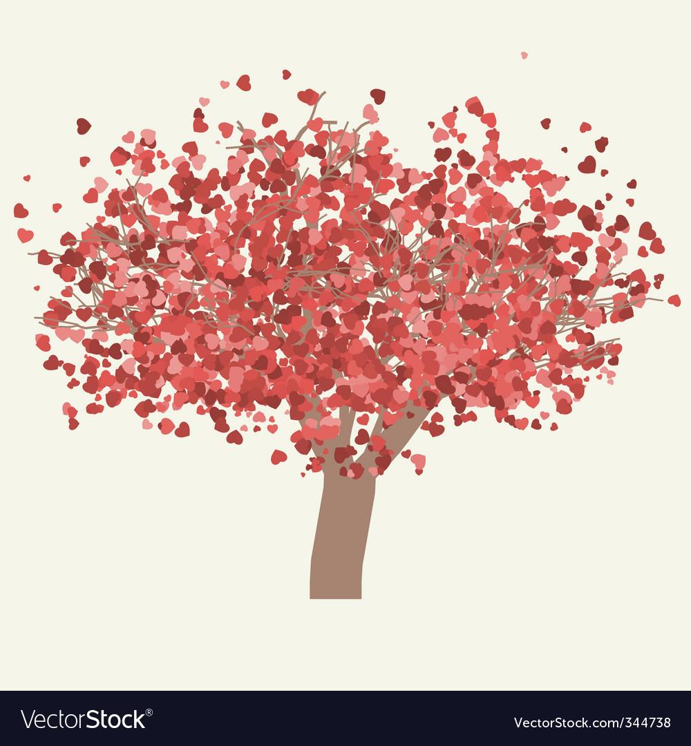 valentine tree vector   Price: 1 Credit (USD $1)
