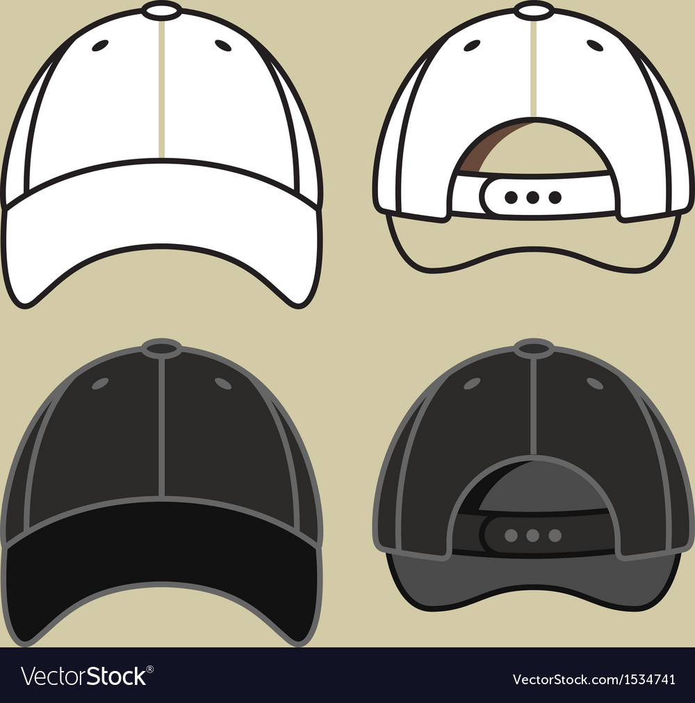 Baseball cap vector | Price: 1 Credit (USD $1)