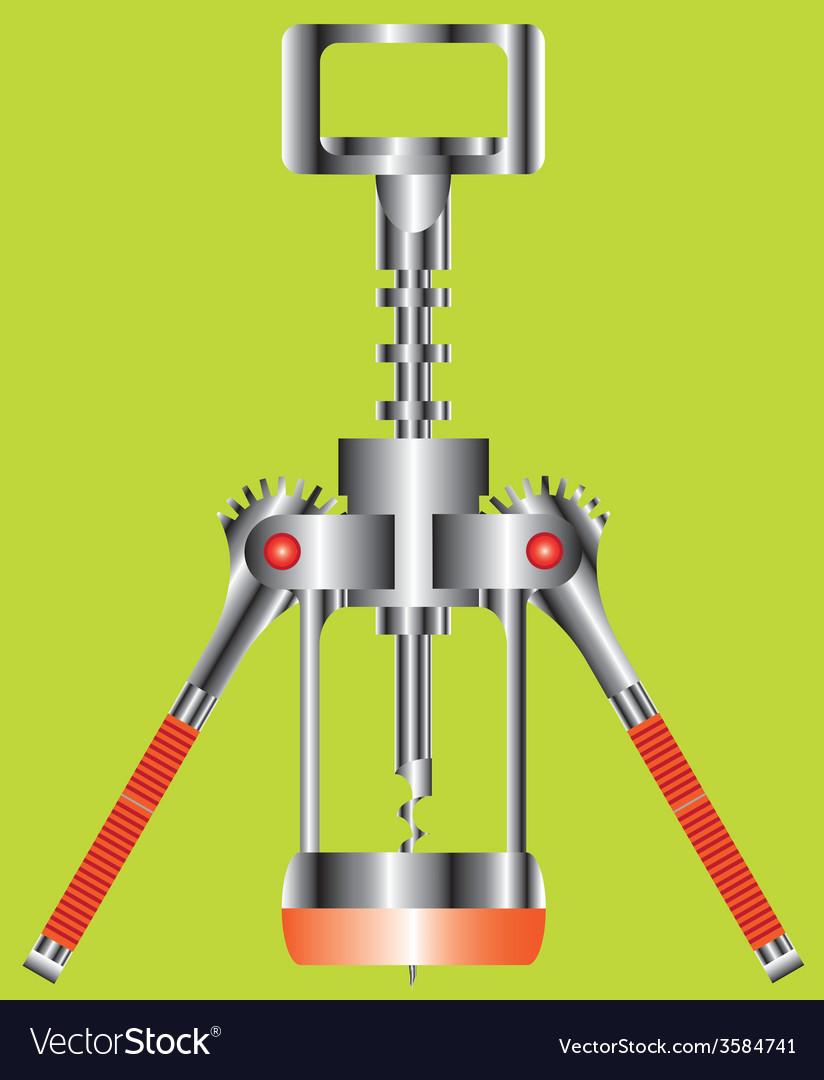 Corkscrew vector | Price: 1 Credit (USD $1)
