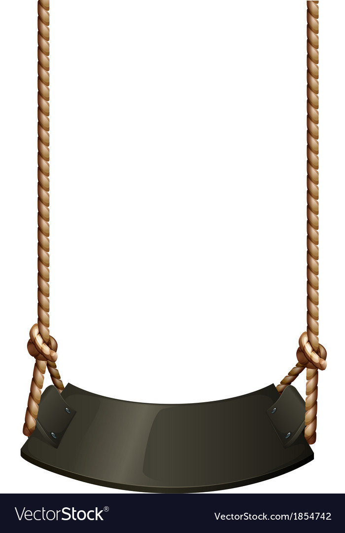 A swing vector | Price: 1 Credit (USD $1)