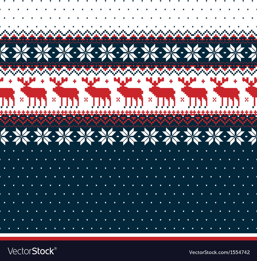 Moose pattern vector | Price: 1 Credit (USD $1)