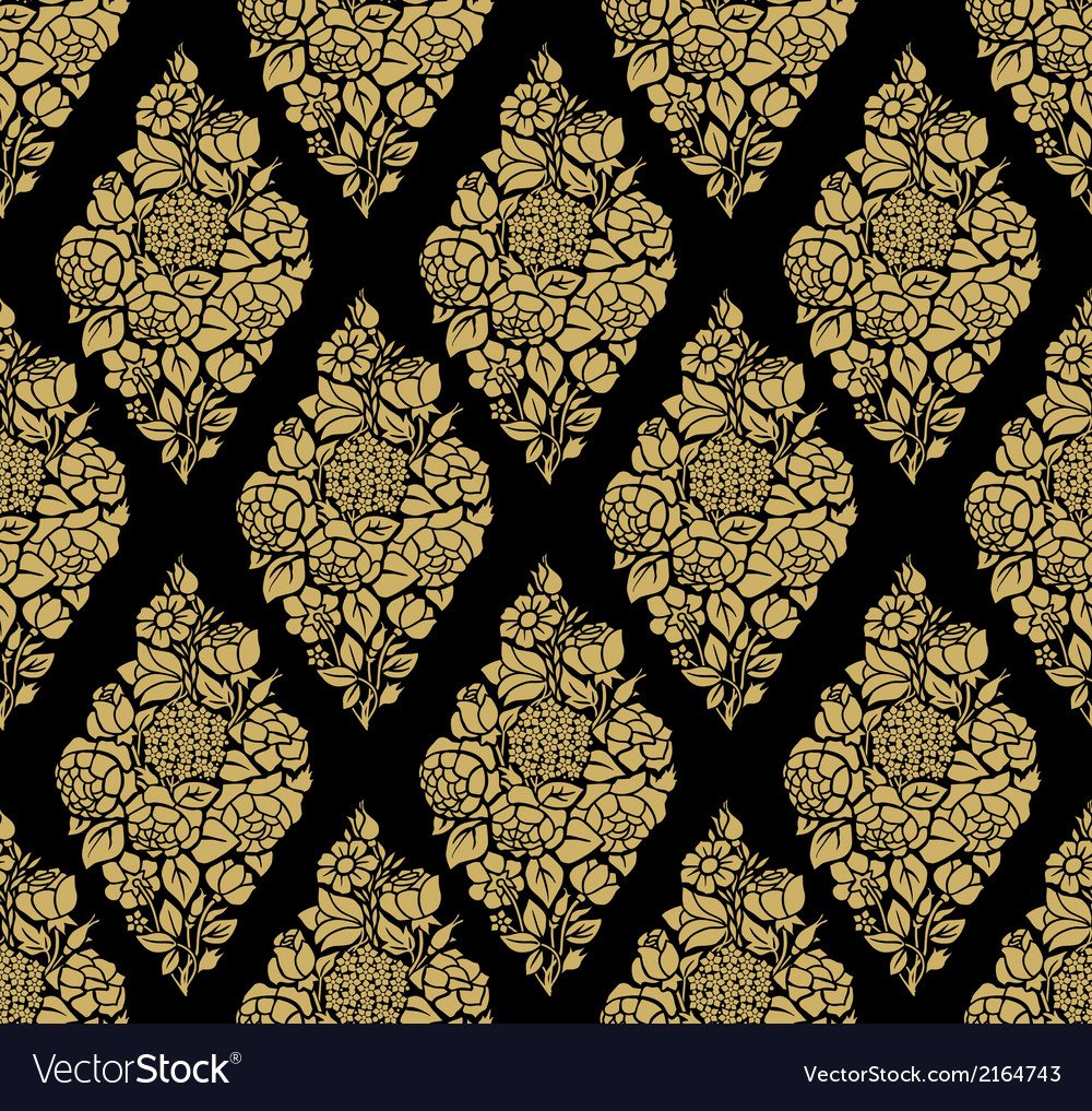 Floral and decorative background vector | Price: 1 Credit (USD $1)