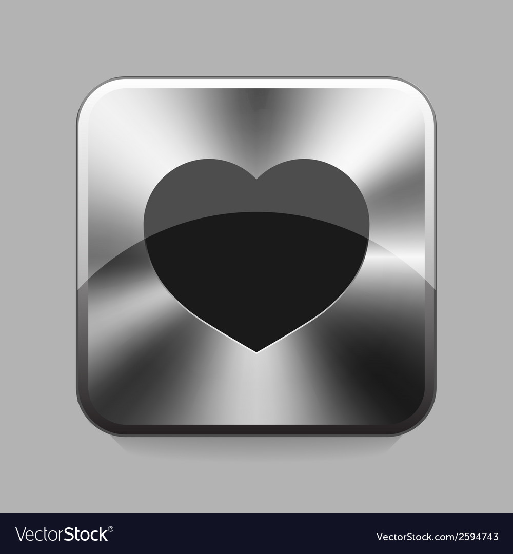 Metallic buton vector | Price: 1 Credit (USD $1)