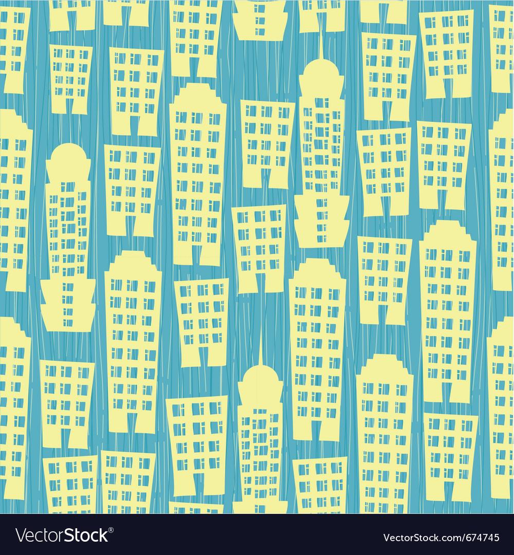 Building wallpaper vector | Price: 1 Credit (USD $1)