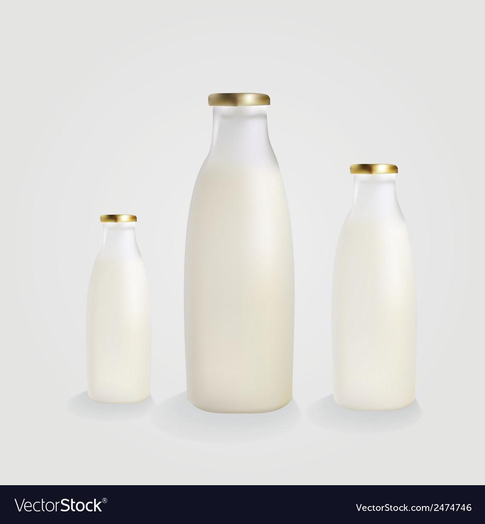Milk bottle 380x400 vector   Price: 1 Credit (USD $1)