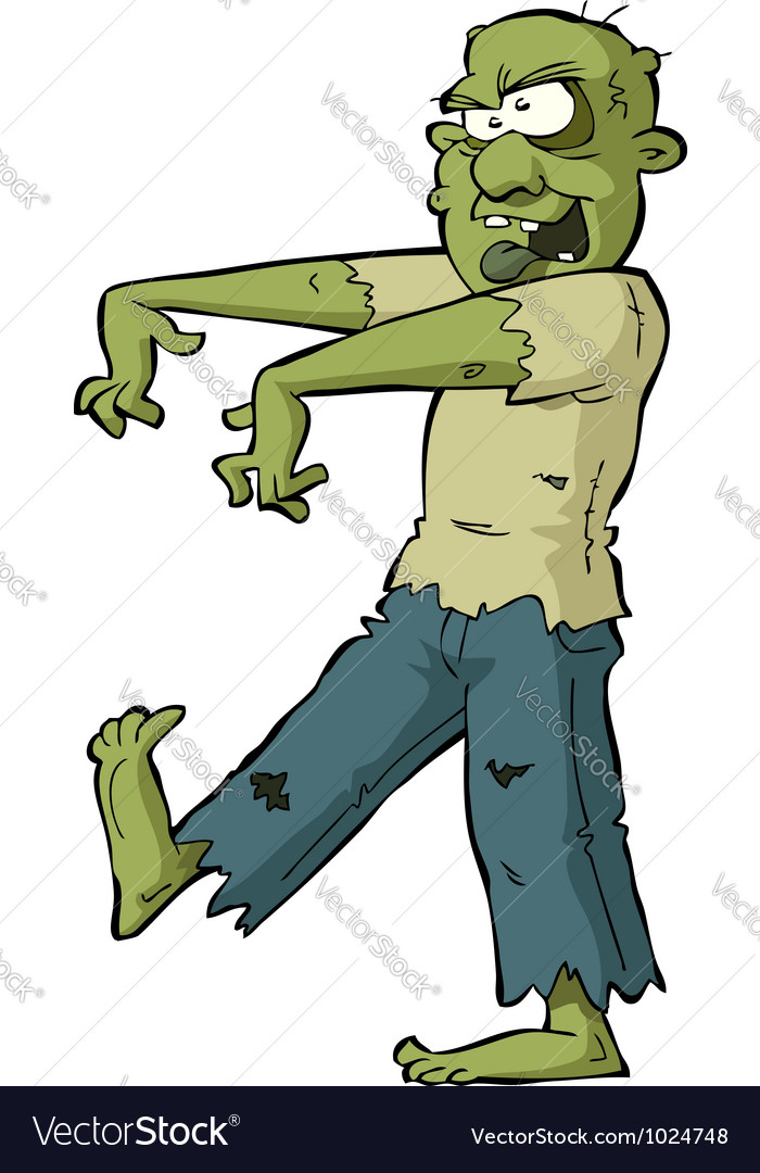 Zombie vector | Price: 1 Credit (USD $1)