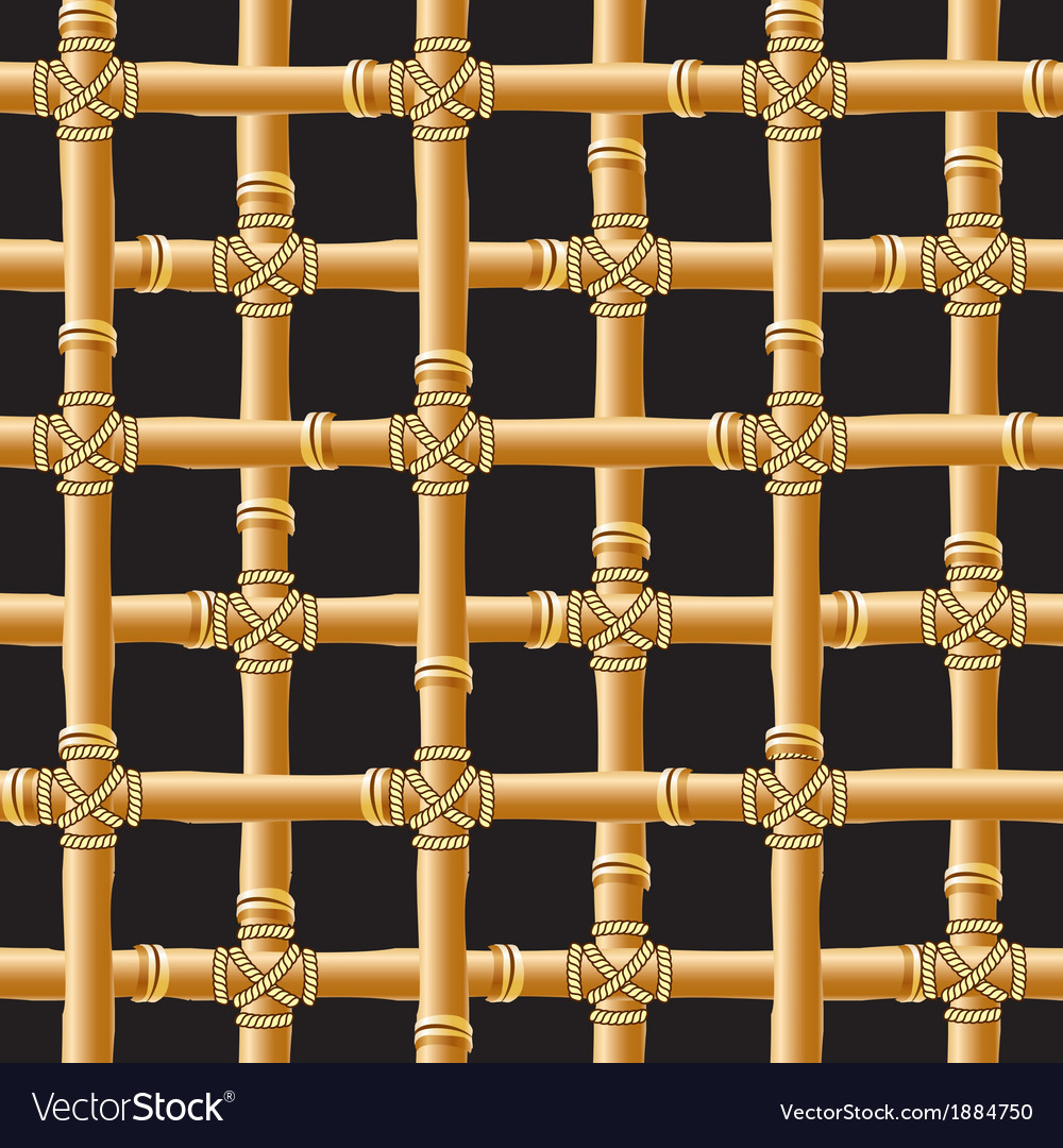 Bamboo trellis vector | Price: 1 Credit (USD $1)