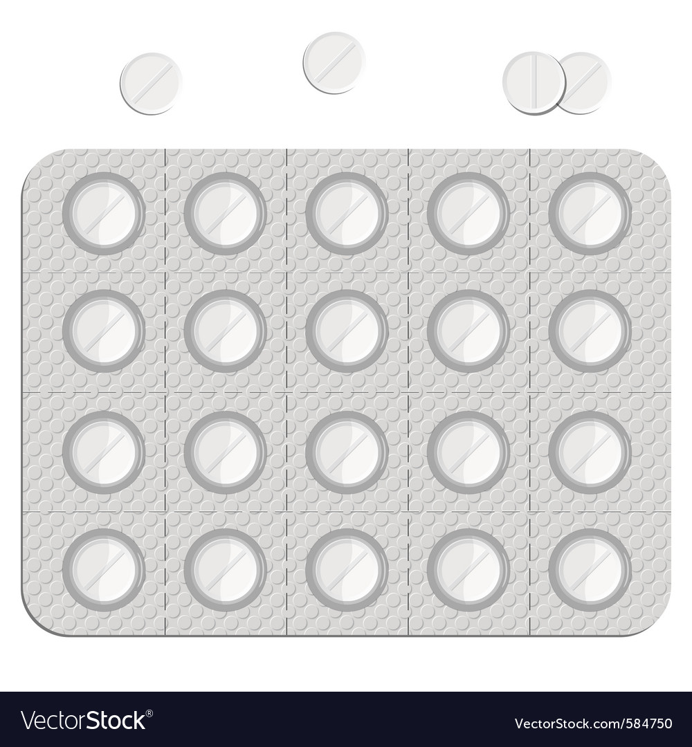 Pill pack vector   Price: 1 Credit (USD $1)