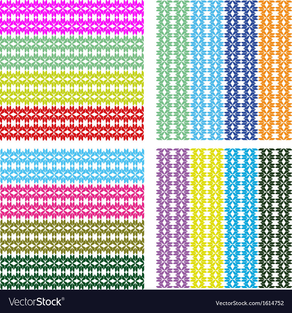 Brightly colored stripe pattern vector | Price: 1 Credit (USD $1)