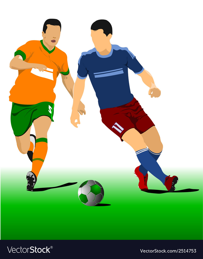 Al 0214 football 03 vector | Price: 1 Credit (USD $1)