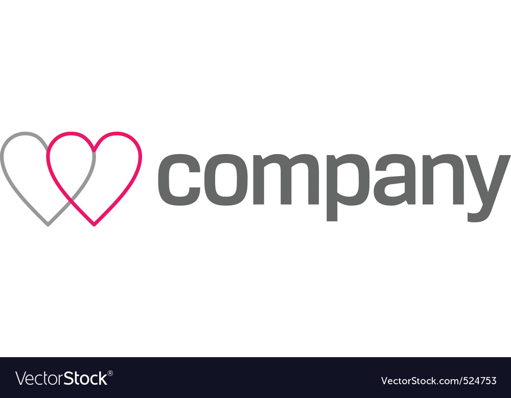 Cardiologist logo  heart icon vector | Price: 1 Credit (USD $1)