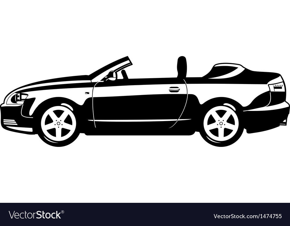 Convertible vector | Price: 1 Credit (USD $1)