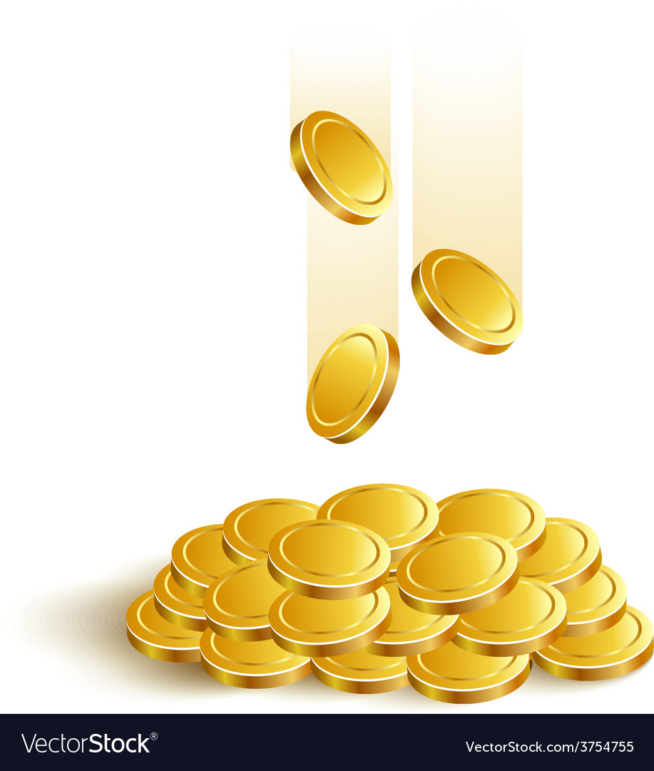 Goldcoins vector   Price: 1 Credit (USD $1)