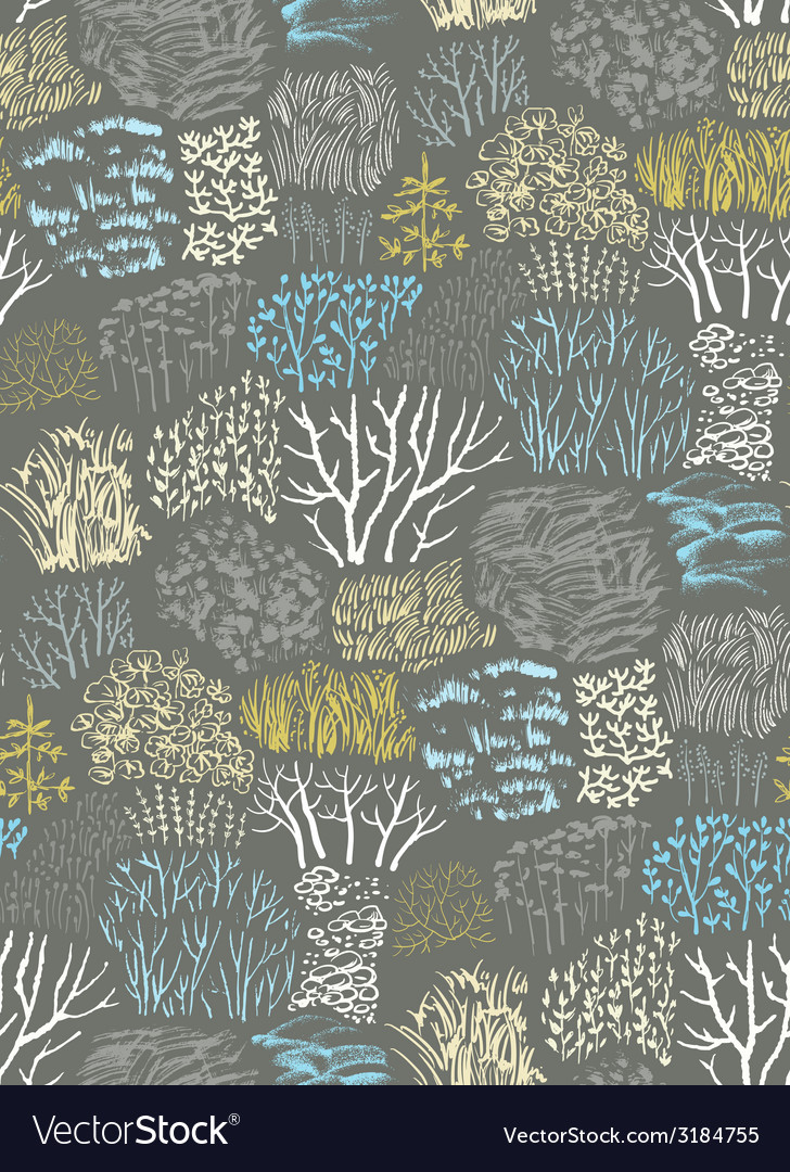 Grass pattern vector | Price: 1 Credit (USD $1)