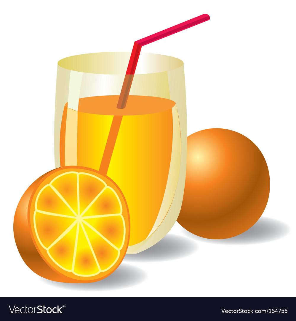 Orange juicecdr vector | Price: 1 Credit (USD $1)