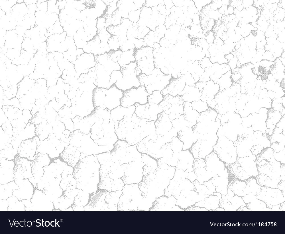 Plaster wall cracks texture vector | Price: 1 Credit (USD $1)