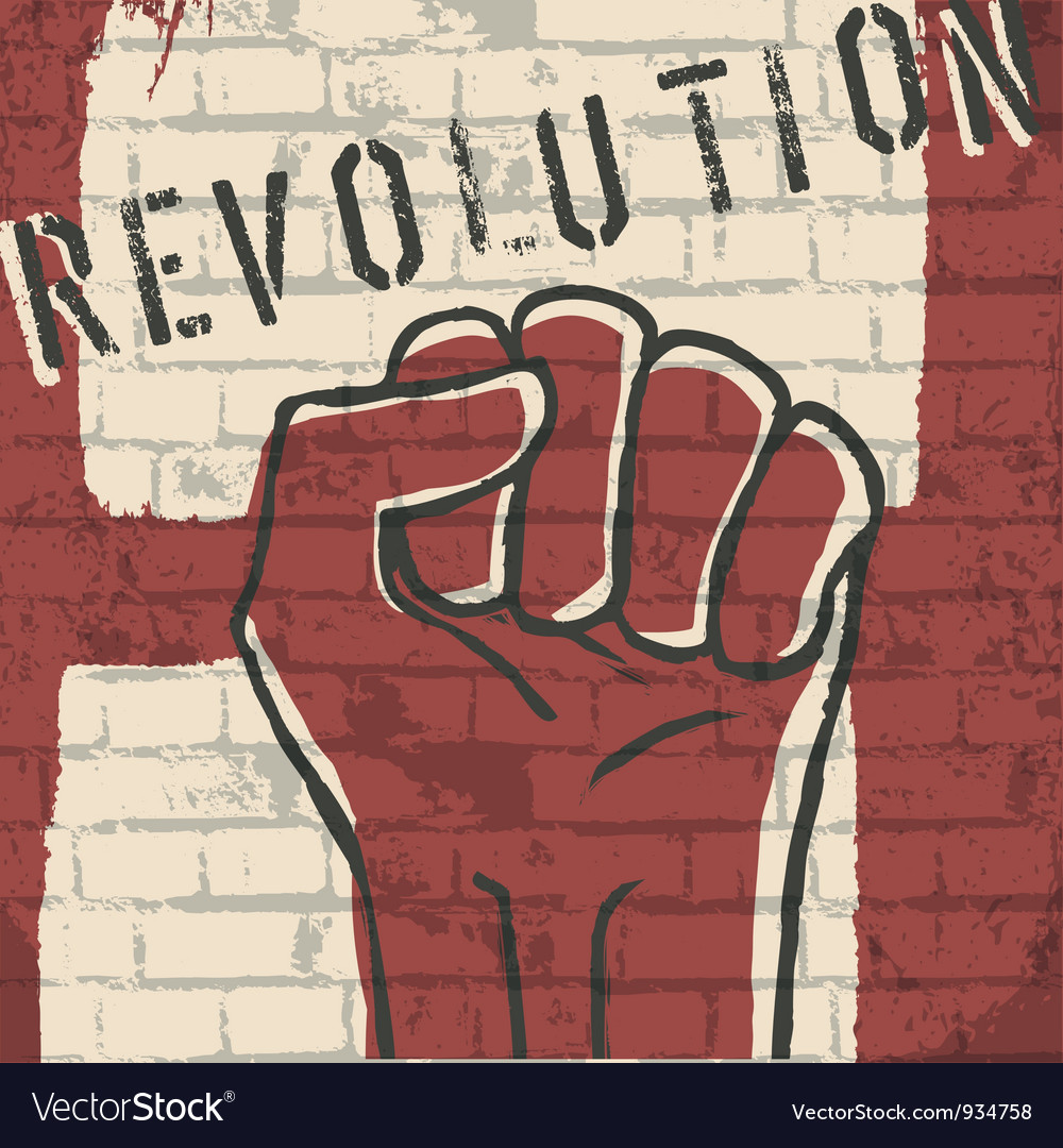 Revolution vector | Price: 1 Credit (USD $1)