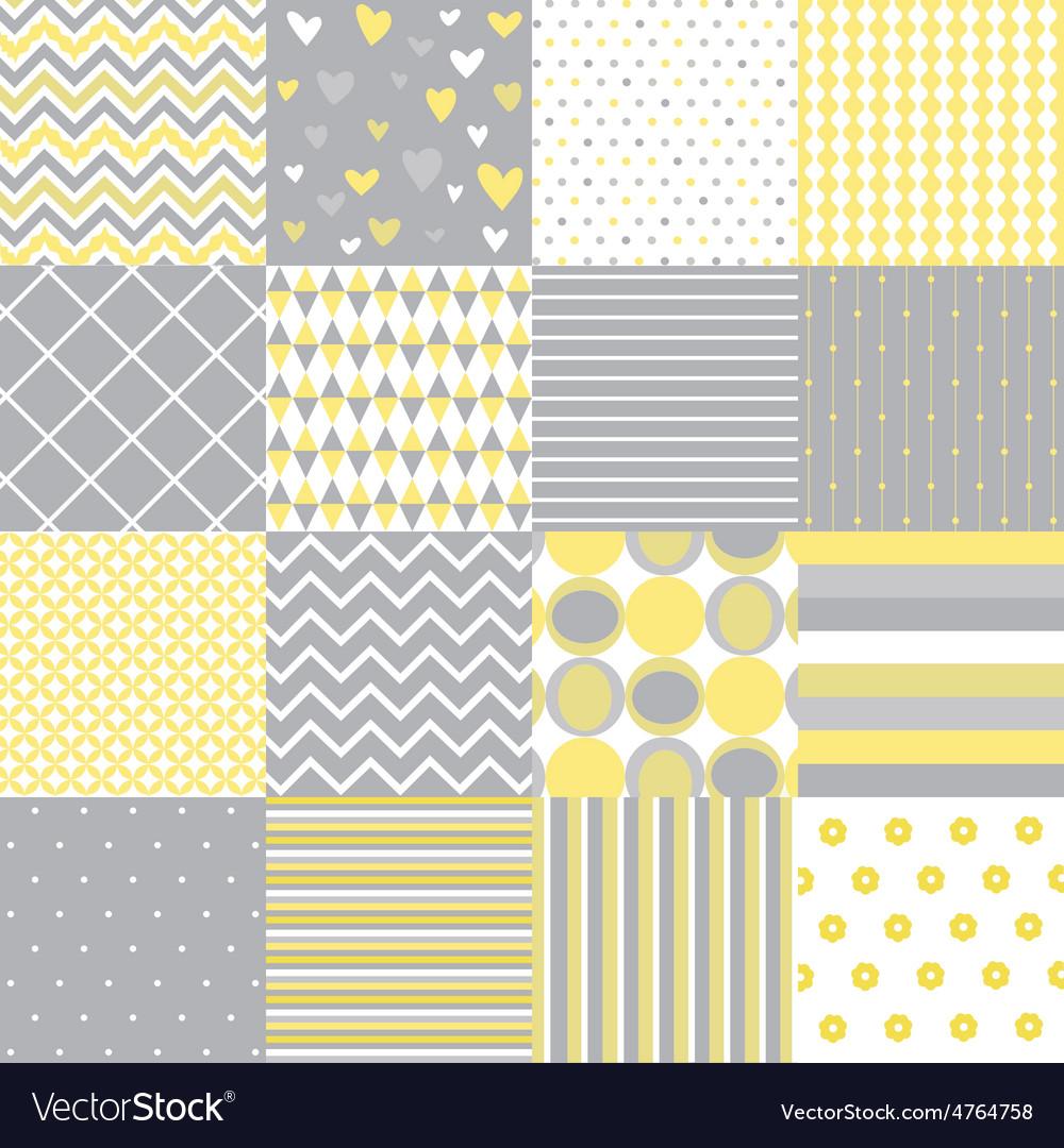 Seamless patterns - digital scrapbook vector | Price: 1 Credit (USD $1)