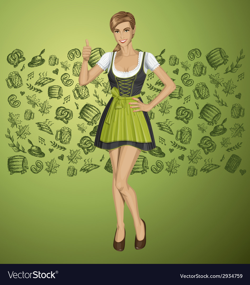 Woman 12 vector | Price: 3 Credit (USD $3)