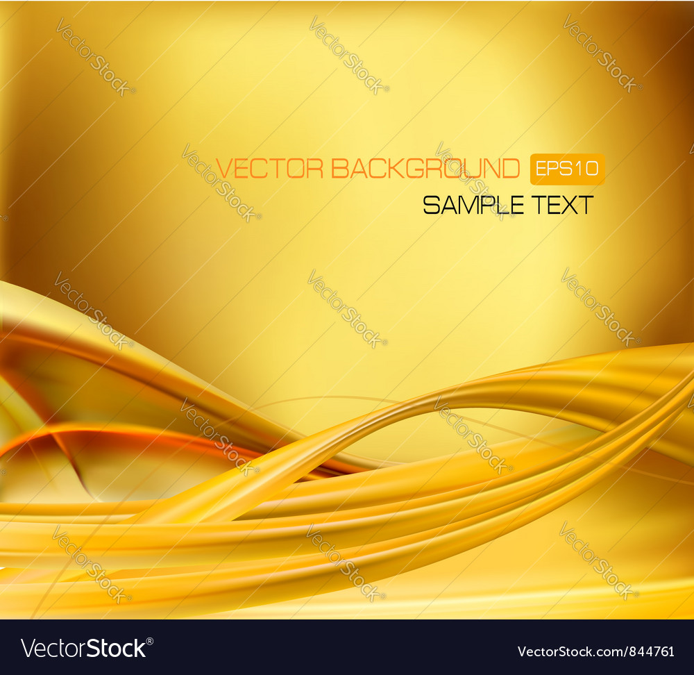 Abstract gold neon background vector | Price: 1 Credit (USD $1)