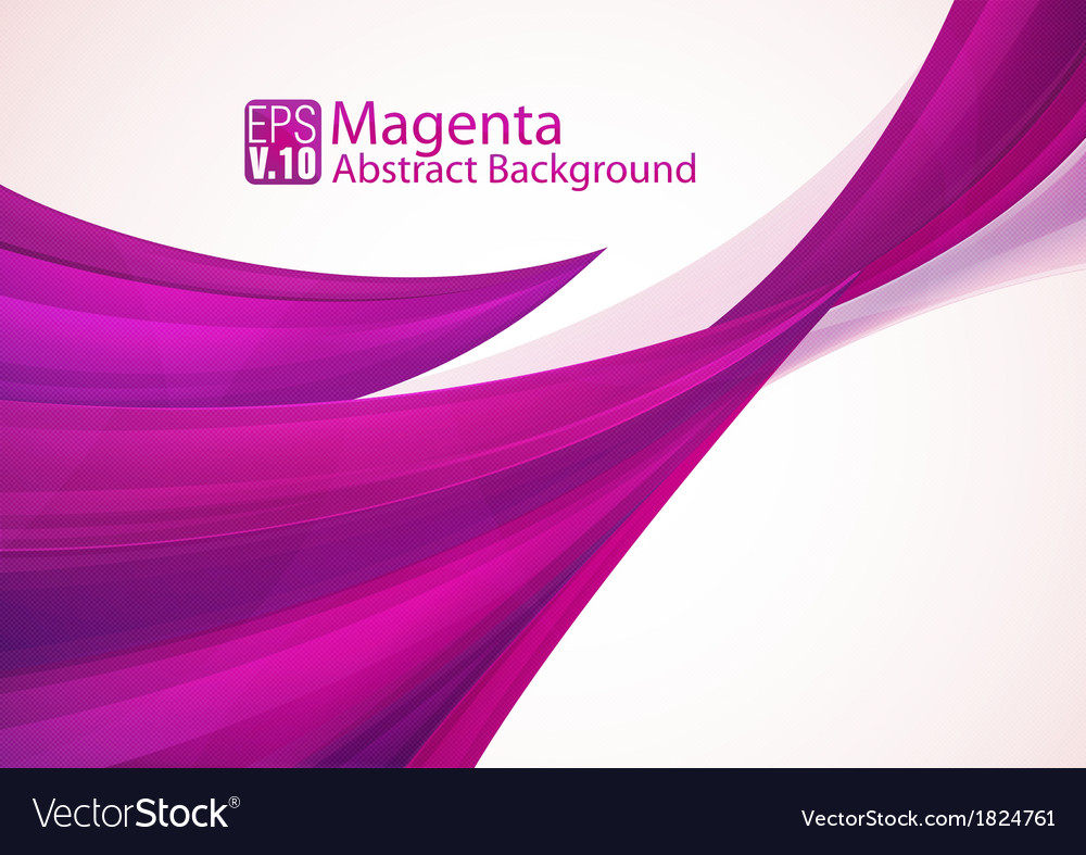 Magenta abstract background vector | Price: 1 Credit (USD $1)