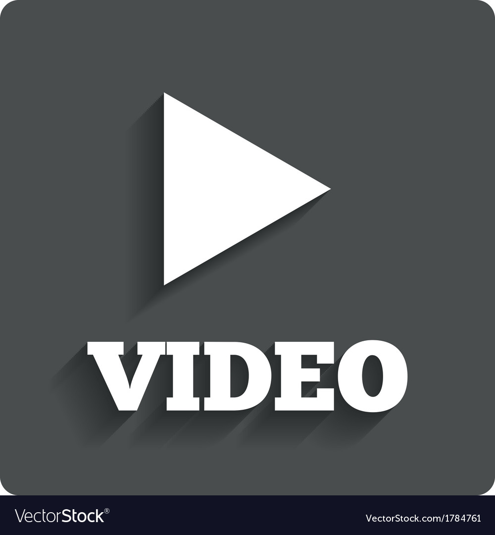 Play video button player navigation vector | Price: 1 Credit (USD $1)