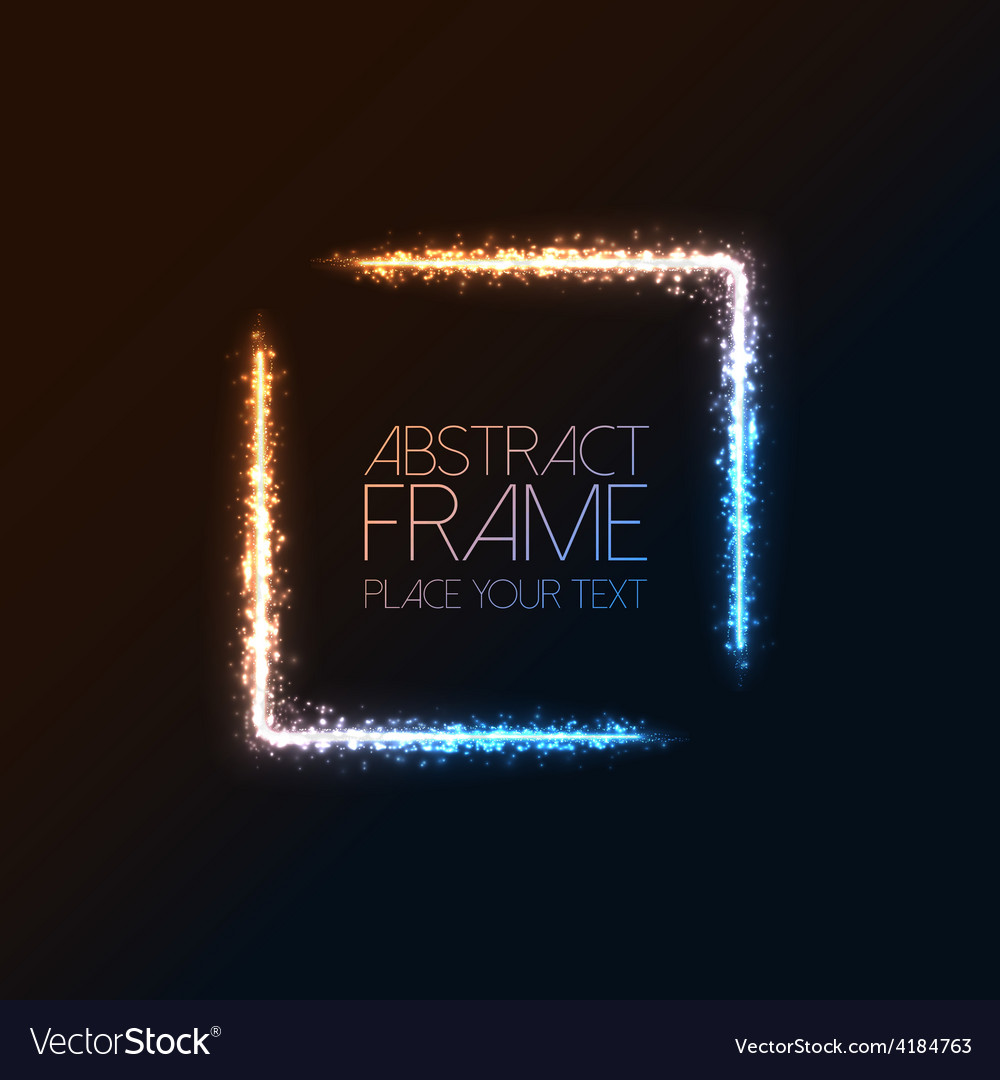 Abstract frame background 2 vector | Price: 1 Credit (USD $1)