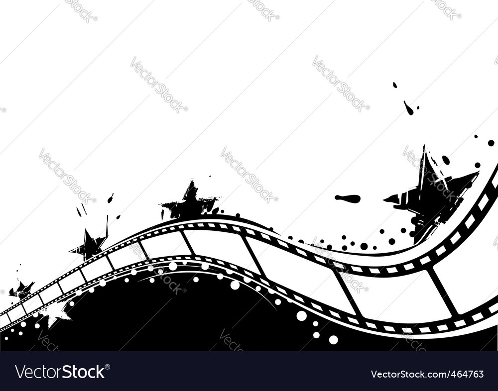 Film background vector | Price: 1 Credit (USD $1)