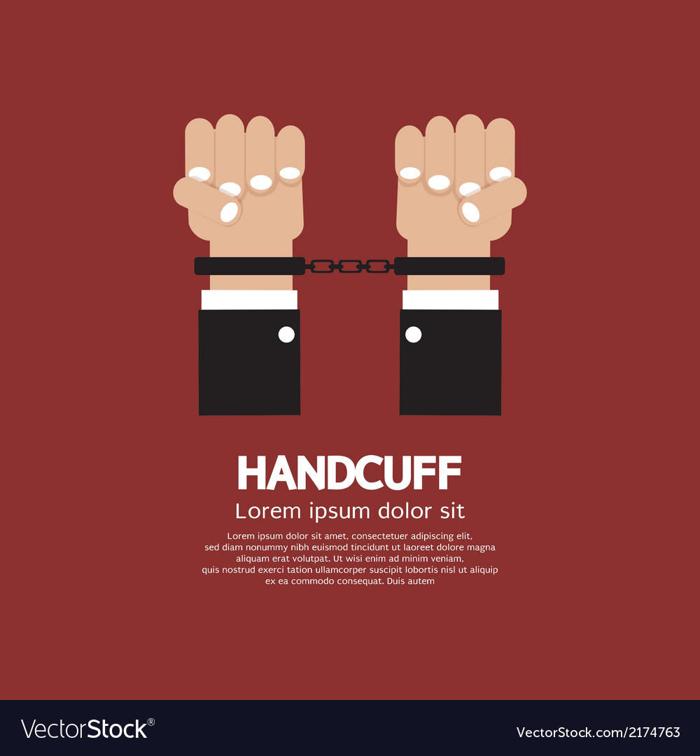 Handcuff vector | Price: 1 Credit (USD $1)