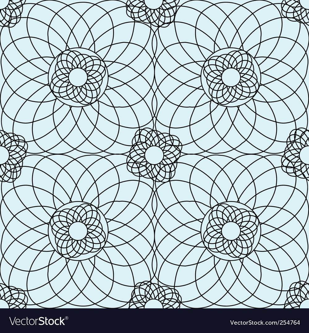 Complex guilloche pattern vector | Price: 1 Credit (USD $1)