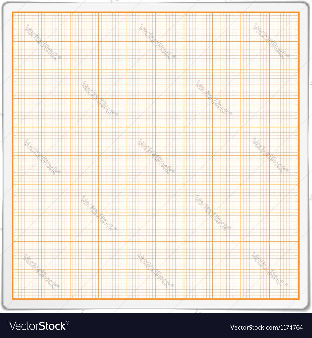 Graph paper vector | Price: 1 Credit (USD $1)