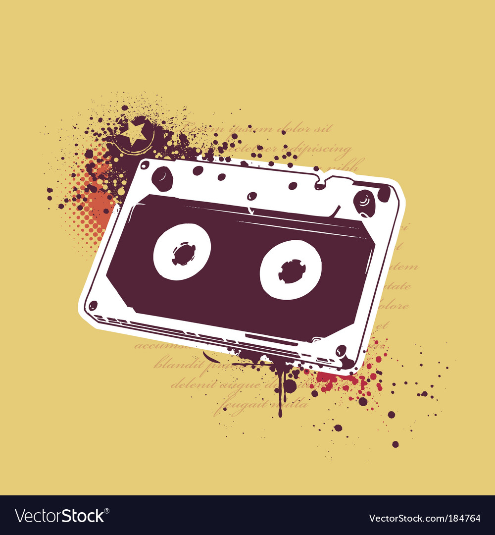 Grunge tape vector | Price: 1 Credit (USD $1)