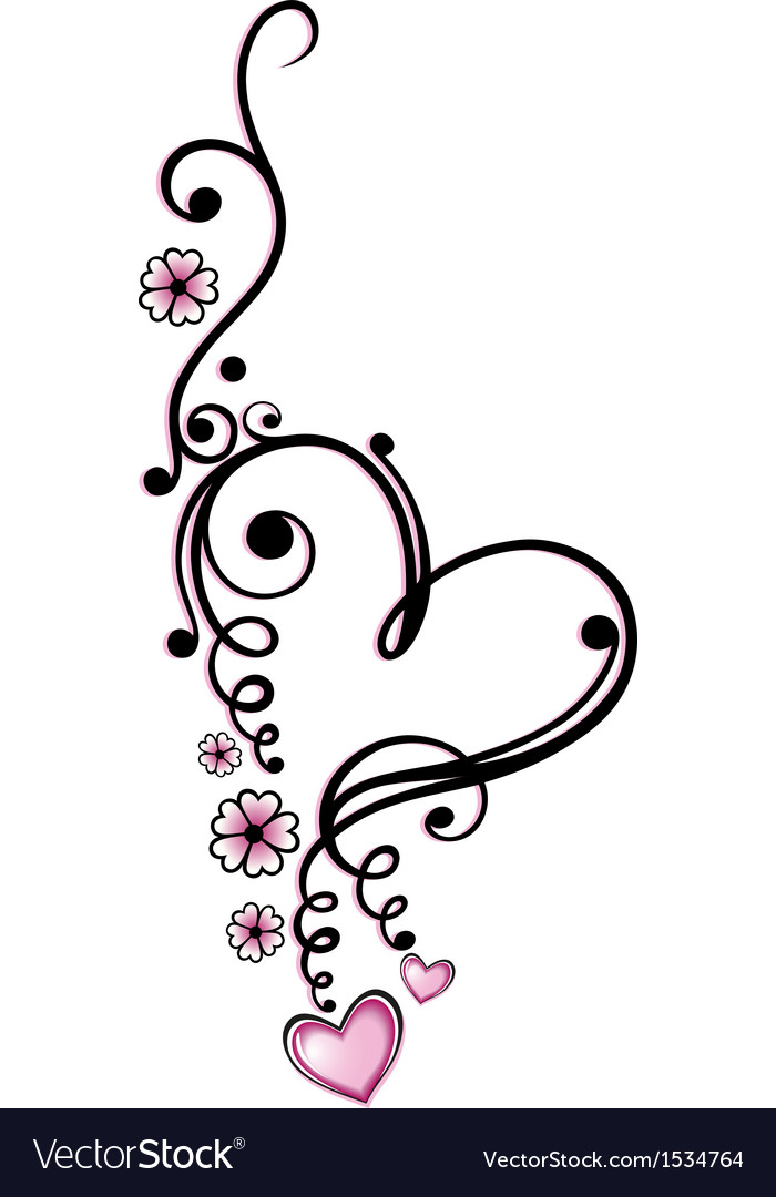 Valentines day wedding vector | Price: 1 Credit (USD $1)