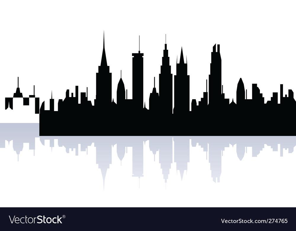 Cityscape vector   Price: 1 Credit (USD $1)