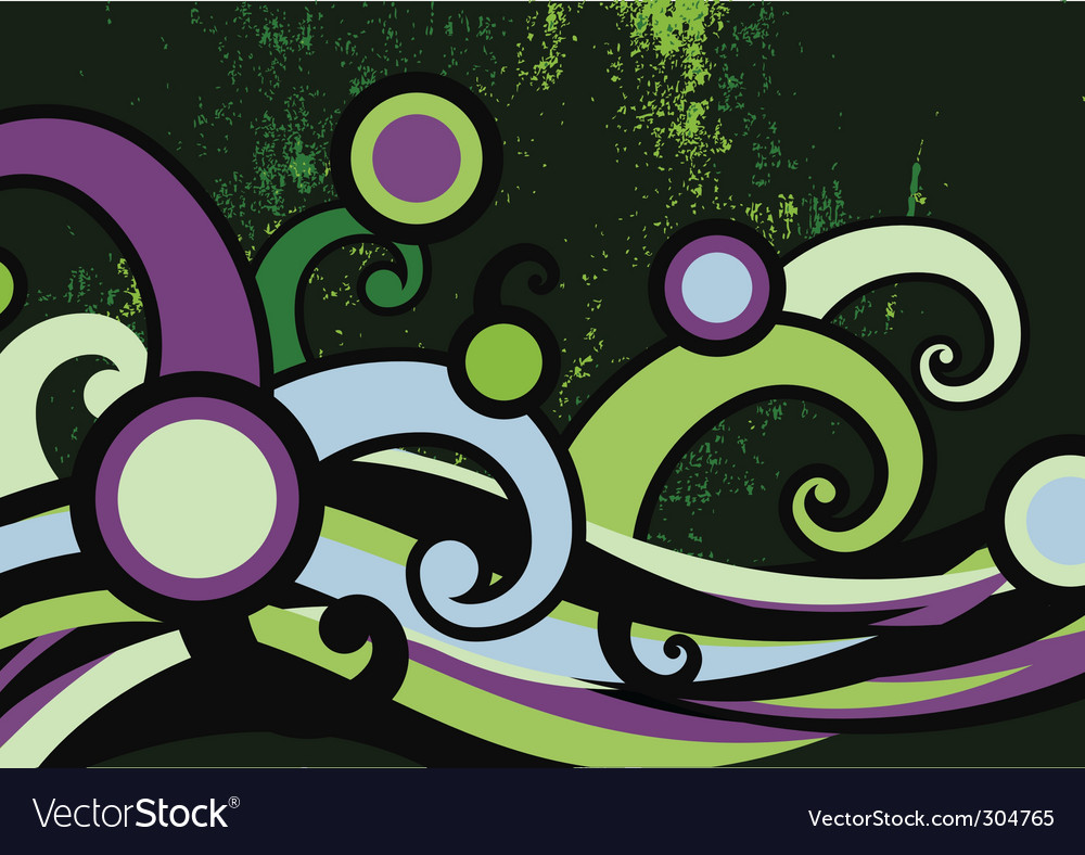 Grange abstract background vector | Price: 1 Credit (USD $1)